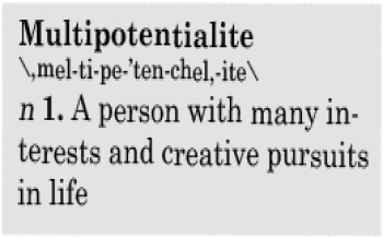 Are you a multipotentialite too ?